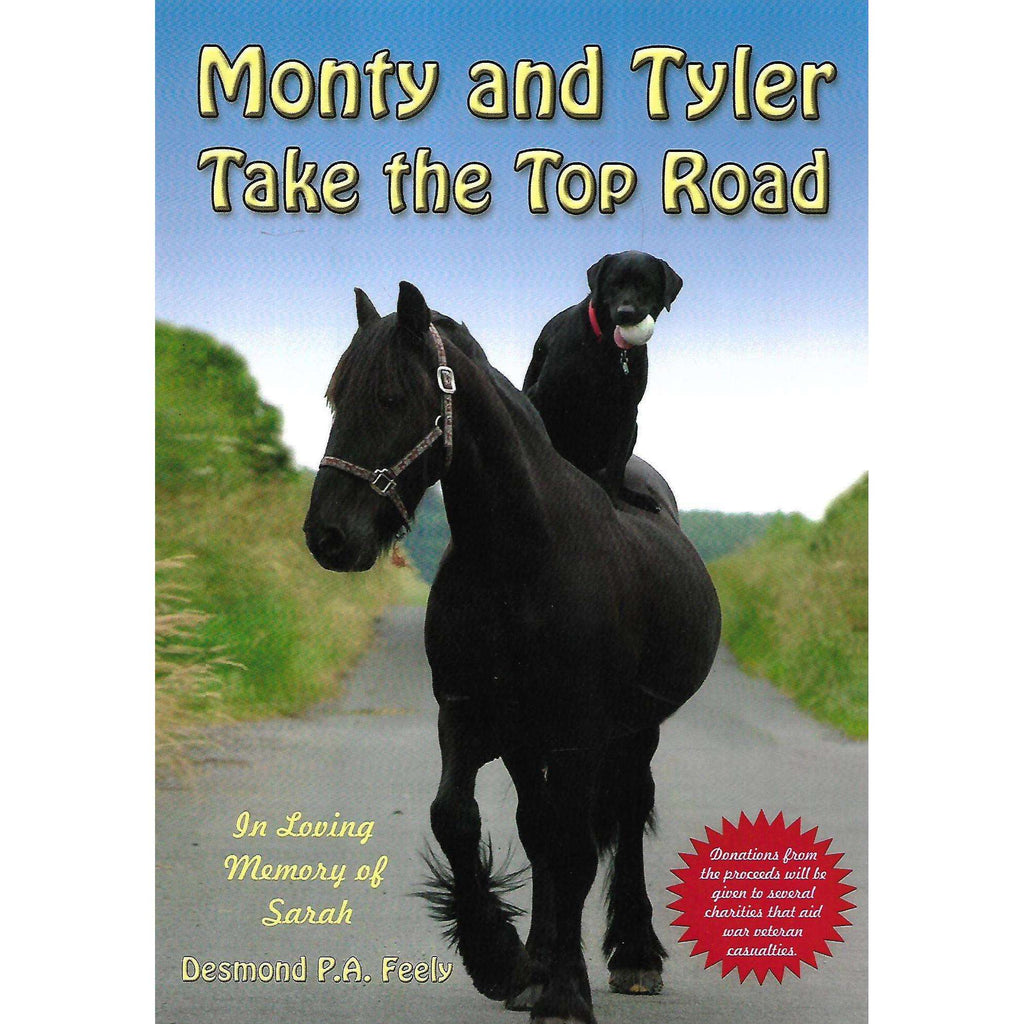 Bookdealers:Monty and Tyler Take the Top Road | Desmond P. A. Feely