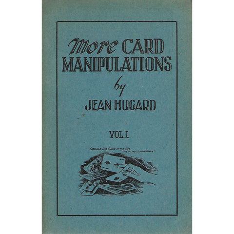 More Card Manipulations (4 Volumes) | Jean Hugard