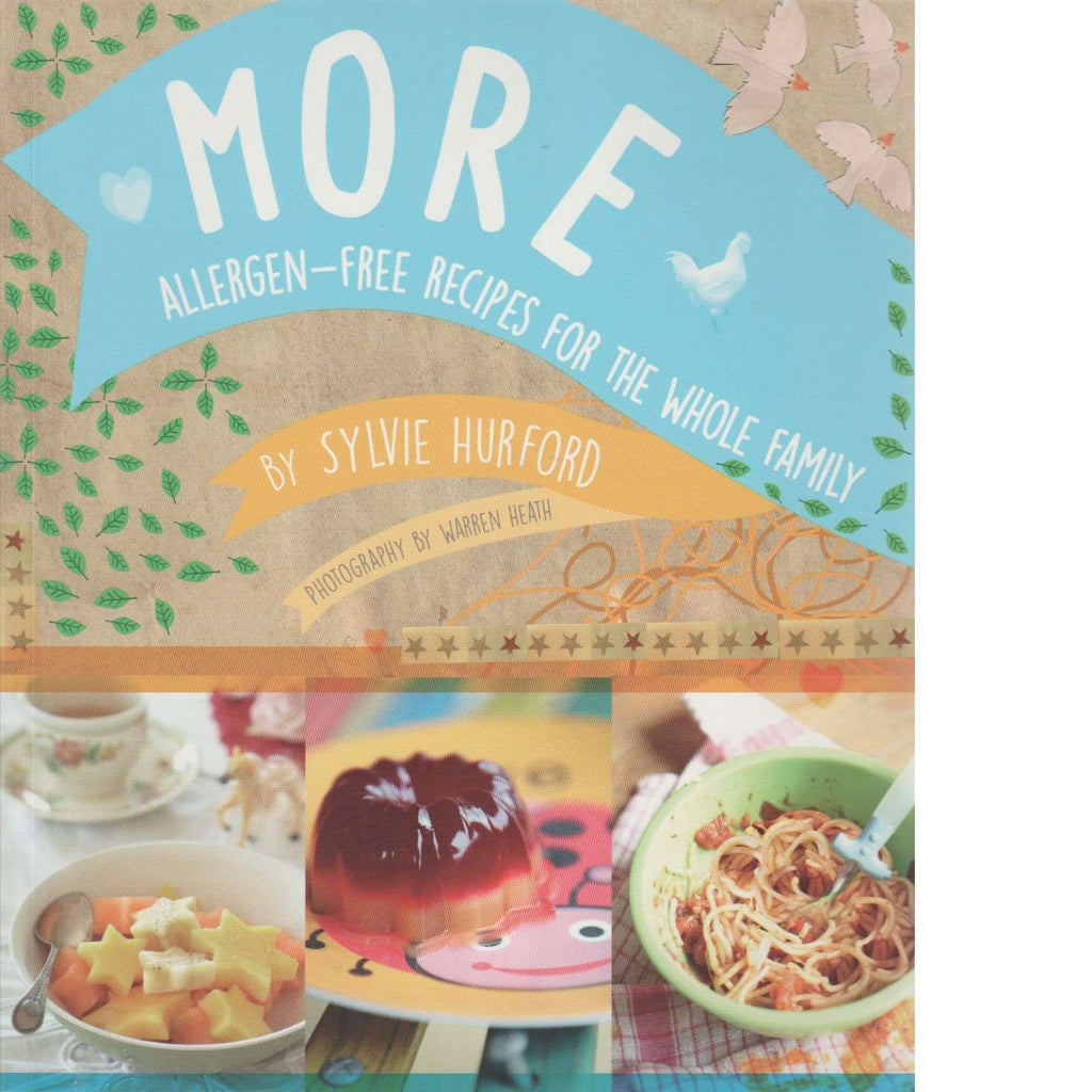 More: Allergen Free Recipes for the Whole Family | Sylvie Hurford