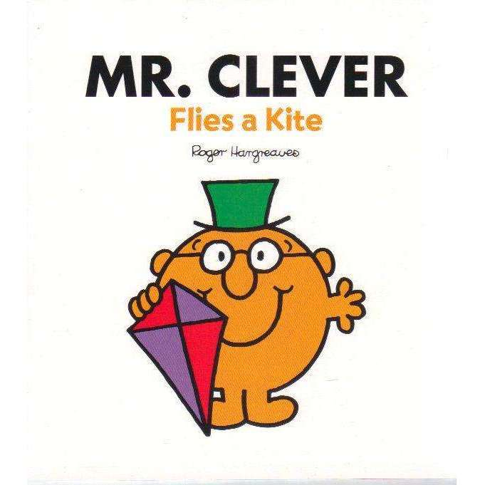 Bookdealers:Mr. Clever: Flies a Kite | Roger Hargreaves
