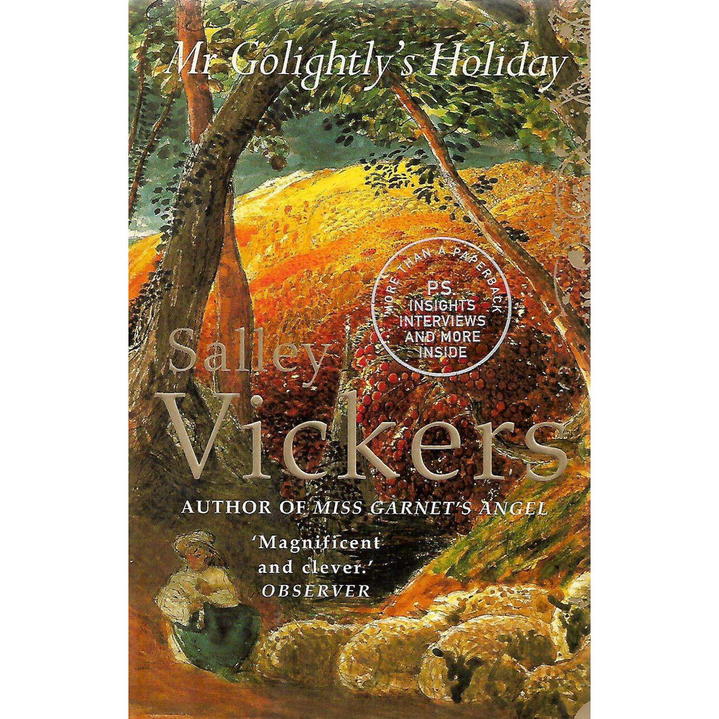 Bookdealers:Mr Golightly's Holiday (Inscribed by Author) | Salley Vickers