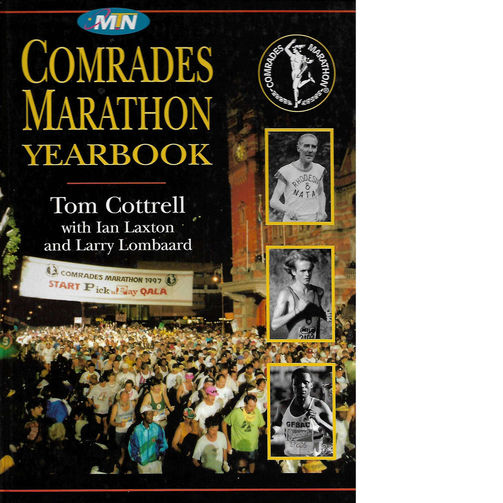 Bookdealers:Mtn Comrades Marathon Yearbook | Tom Cottrell
