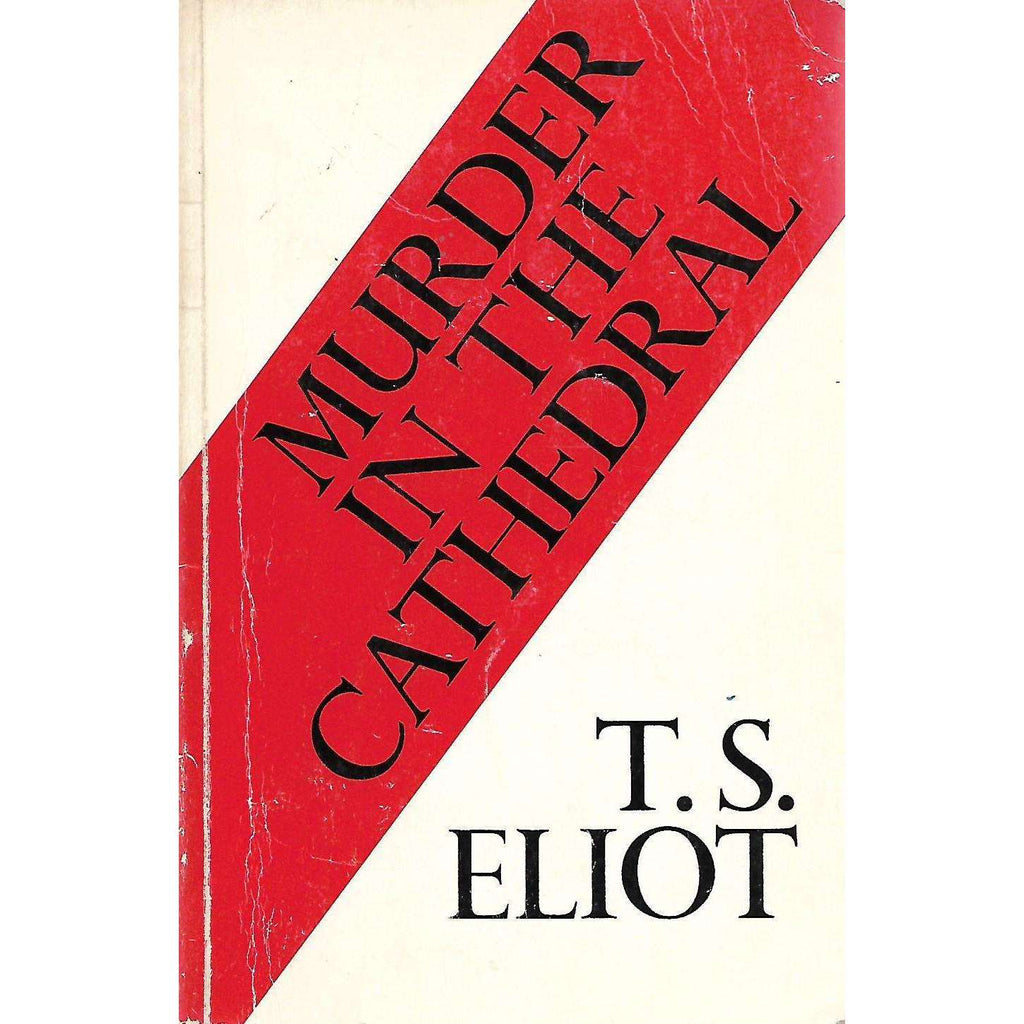 Bookdealers:Murder in the Cathedral | T. S. Eliot