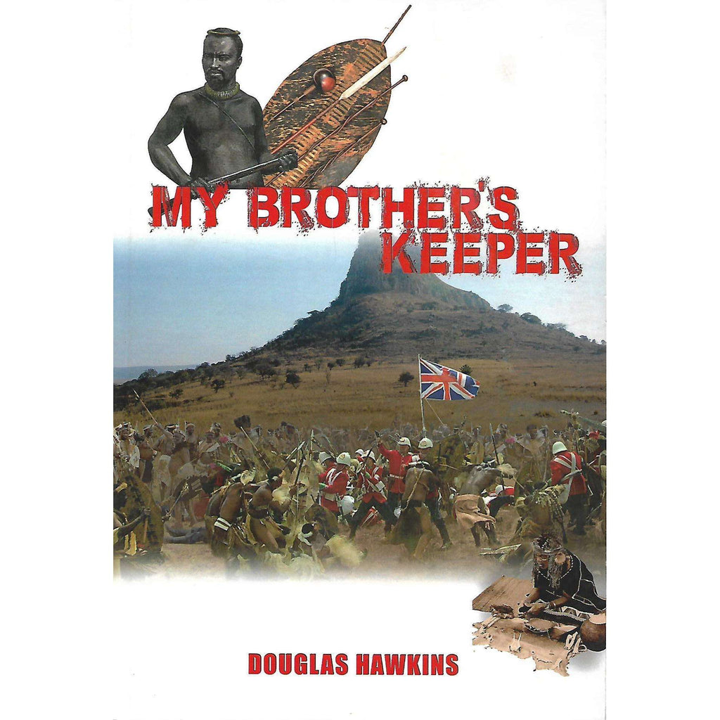Bookdealers:My Brother's Keeper (Signed by Author) | Douglas Hawkins