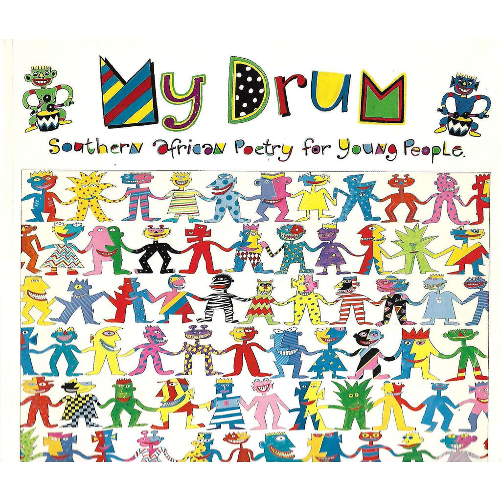 Bookdealers:My Drum: South African Poetry for Young People | Barbara Meyerowitz, et al.