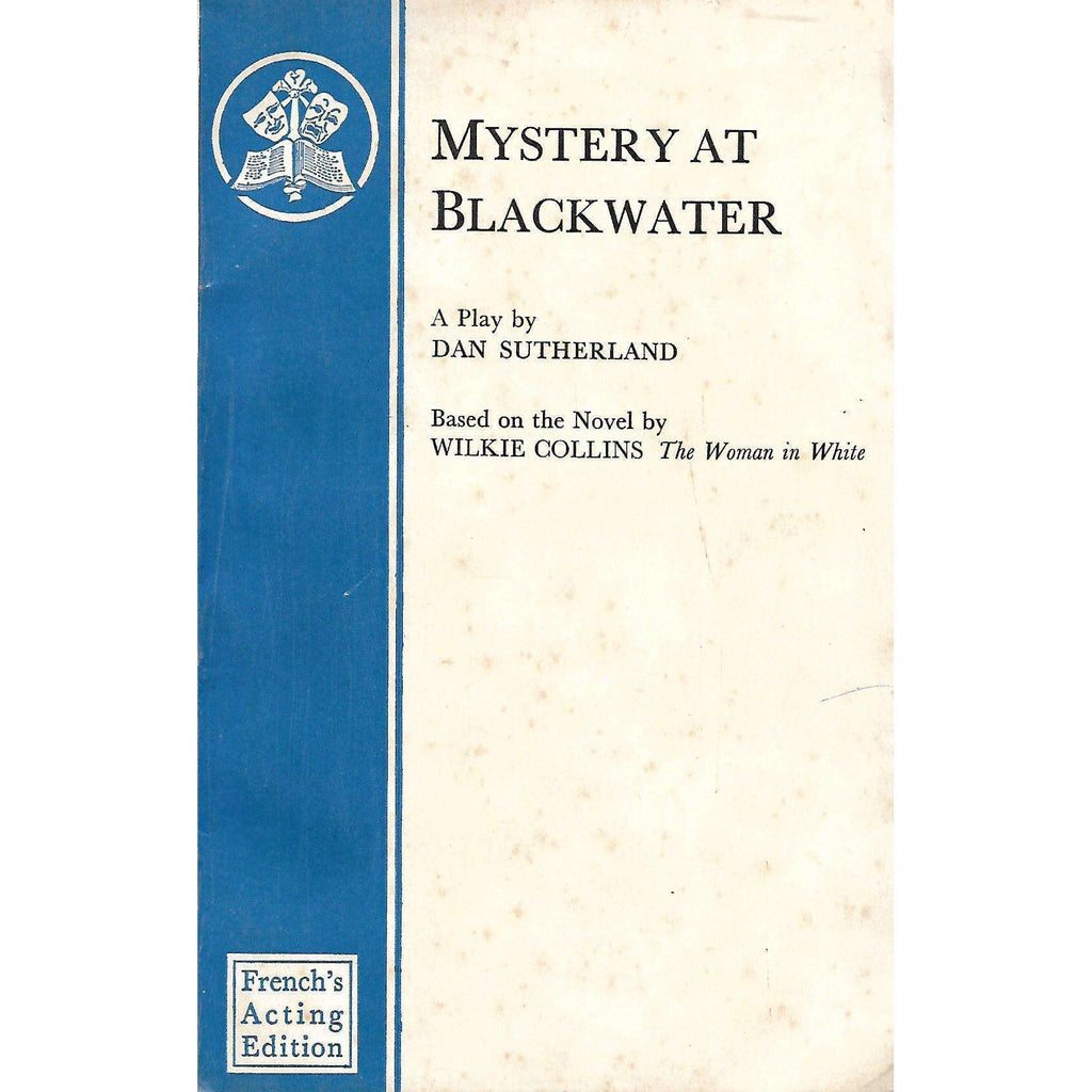 Bookdealers:Mystery At Blackwater | Dan Sutherland