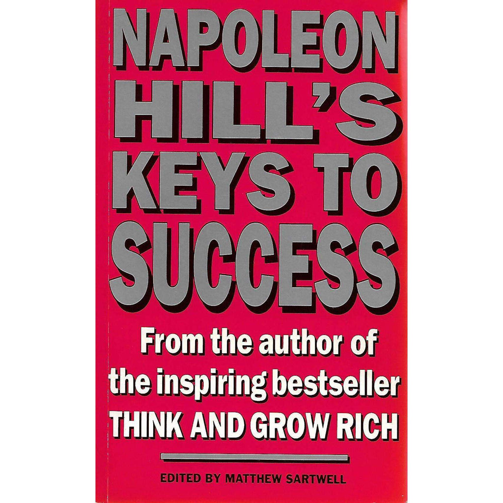 Bookdealers:Napoleon Hill's Keys to Success | Napoleon Hill