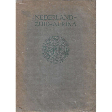 Nederland - Zuid-Afika (Commemorative Volume)