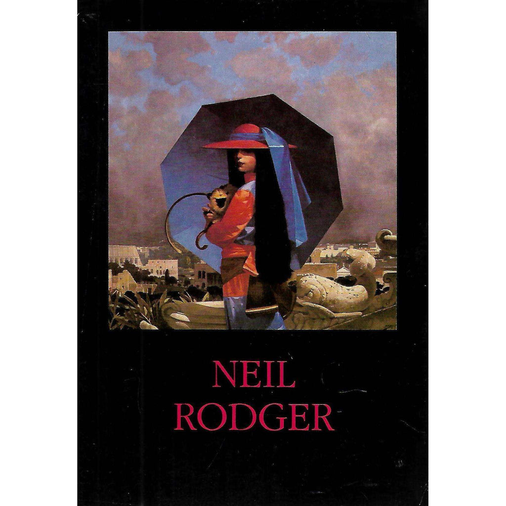 Bookdealers:Neil Rodger (Invitation to an Exhibition of his Work)