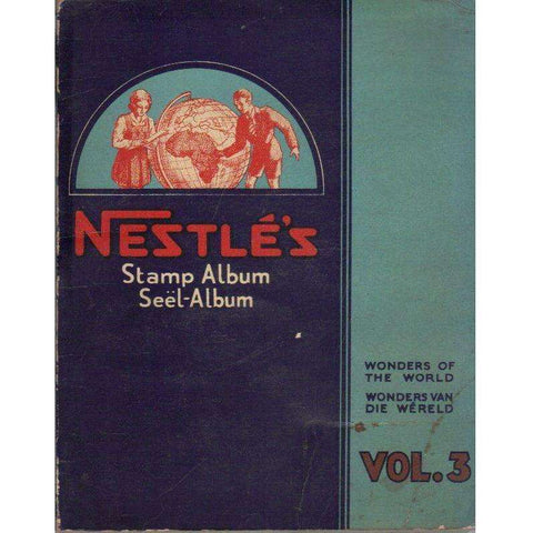 Nestle's Stamp Album: Wonders of the World Vol. 3 (English Afrikaans Edition)