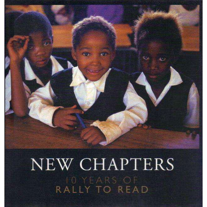 Bookdealers:New Chapters: 10 years of Rally To Read | Editor: David Furlonger