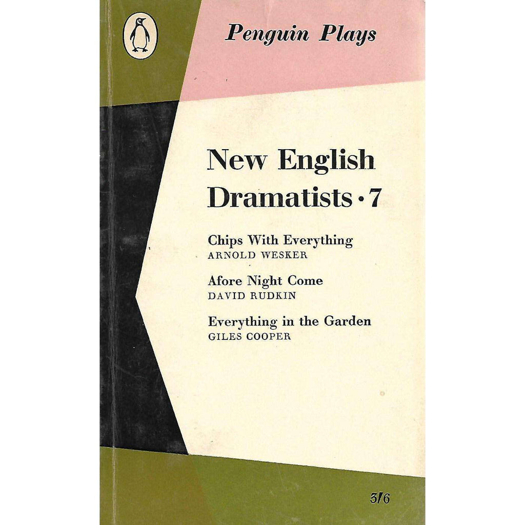 Bookdealers:New English Dramatists 7