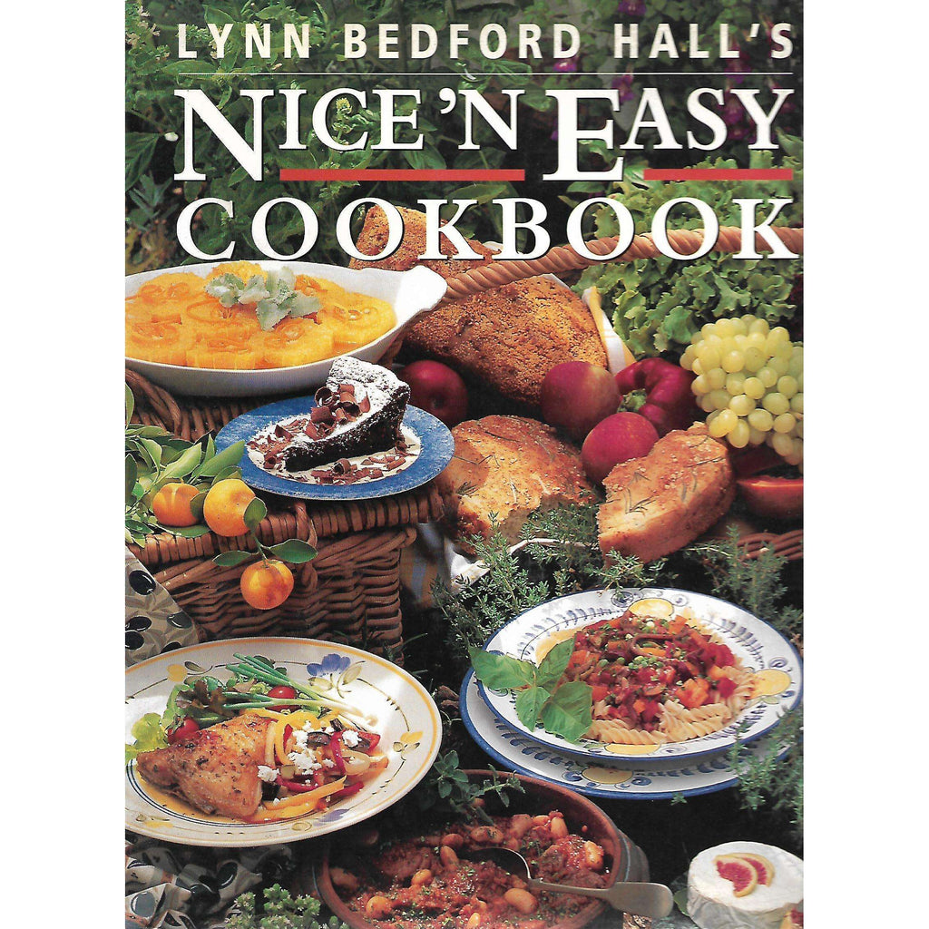 Bookdealers:Nice 'n Easy Cookbook | Lynn Bedford Hall