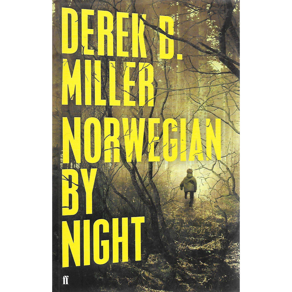 Bookdealers:Norwegian by Night | Derek B. Miller