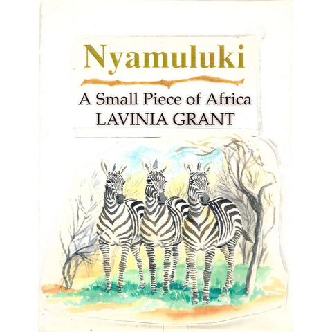 Nyamuluki: A Small Piece of Africa (Incomplete Mock Up for SA Edition) | Lavinia Grant