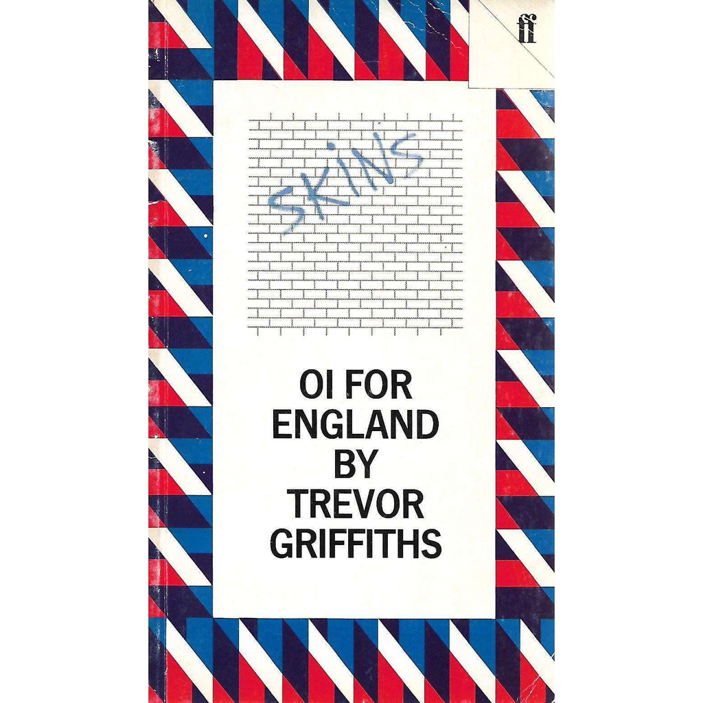 Bookdealers:Oi For England | Trevor Griffiths