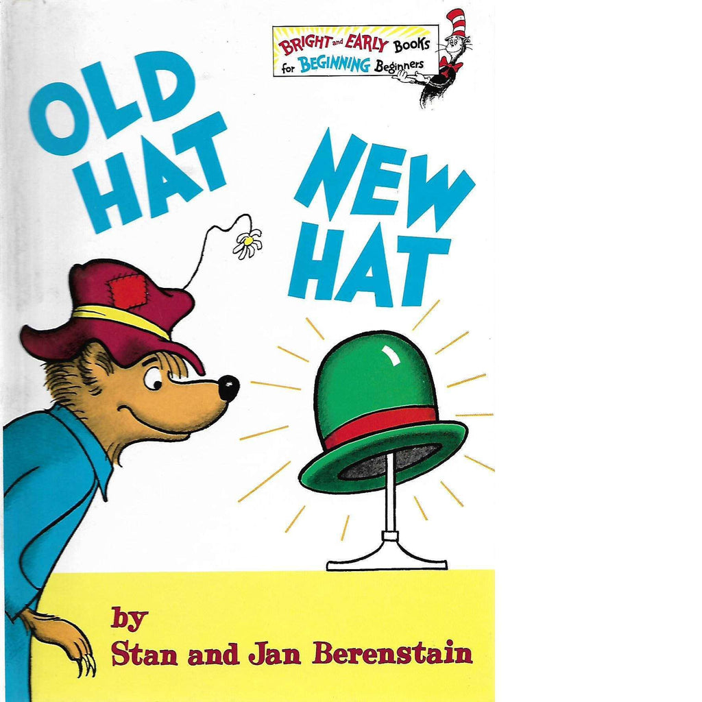 Bookdealers:Old Hat New Hat | Stan and Jan Berenstain
