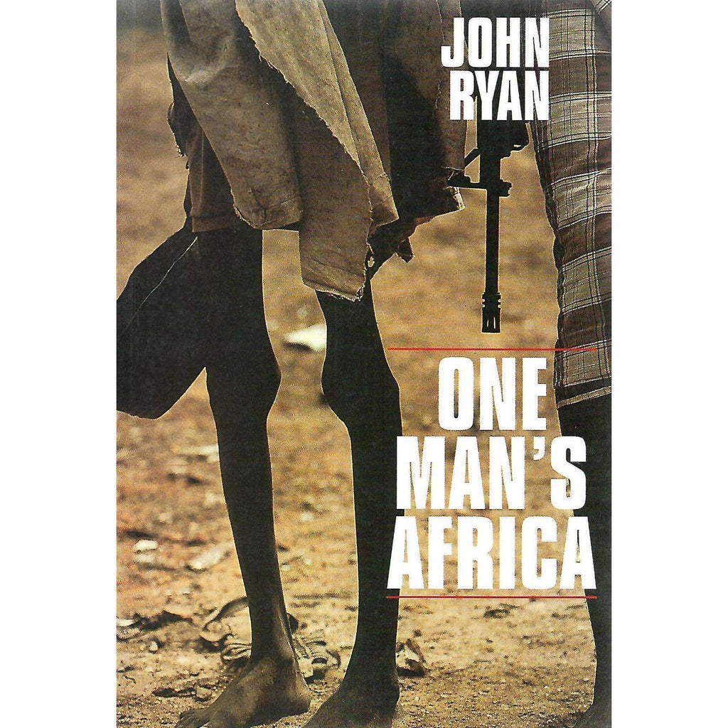 Bookdealers:One Man's Africa | John Ryan