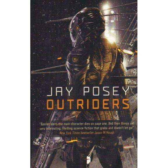 Bookdealers:Outriders | Jay Posey