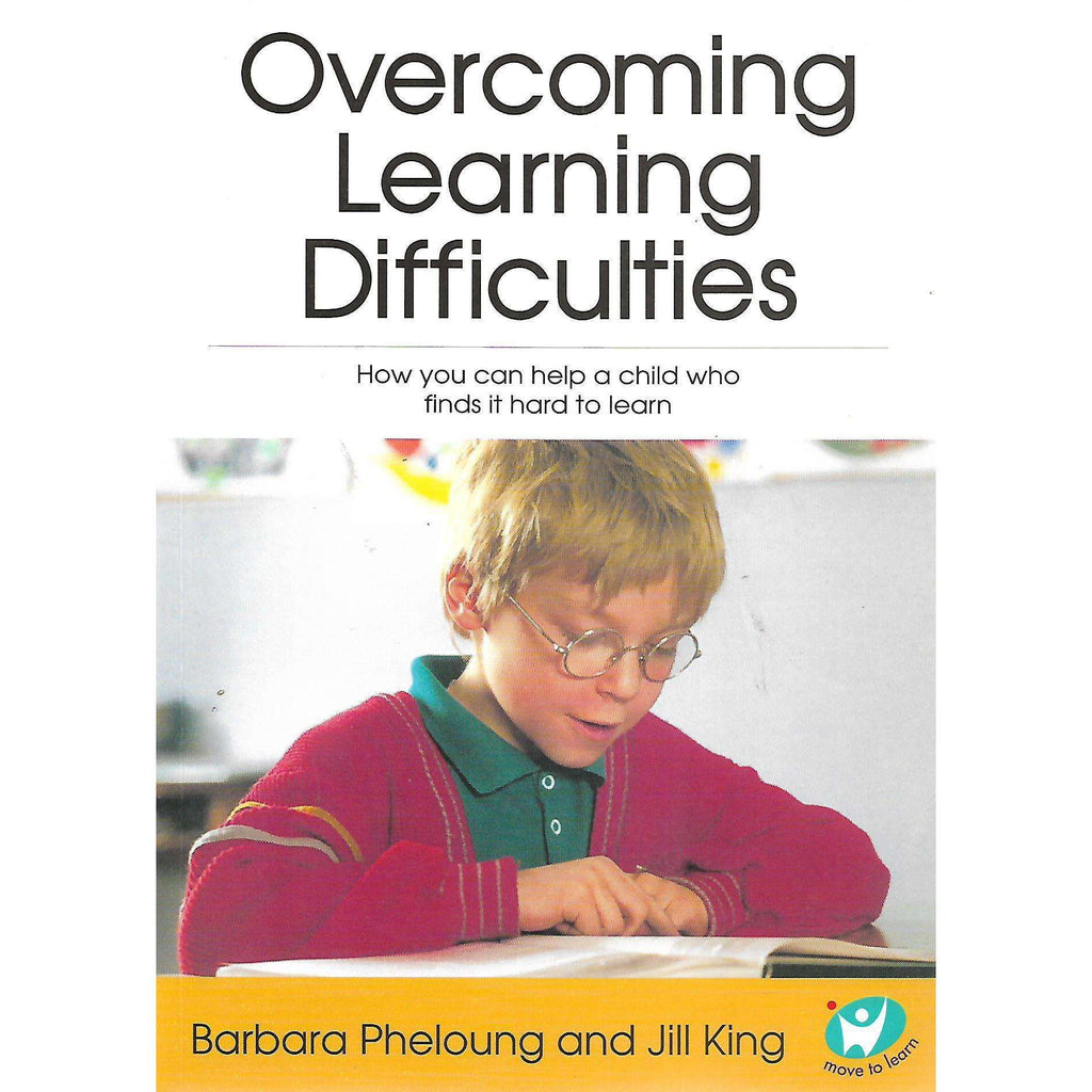 Bookdealers:Overcoming Learning Difficulties | Barbara Pheloung and Jill King