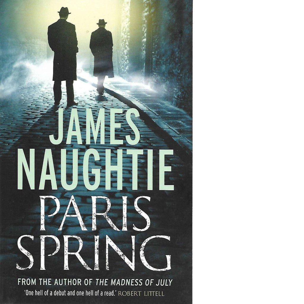 Bookdealers:Paris Spring | James Naughtie