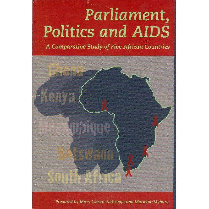 Bookdealers:Parliament, Politics and Aids  | Mary Caesar-Katsenga, ‎Marietje Myburg