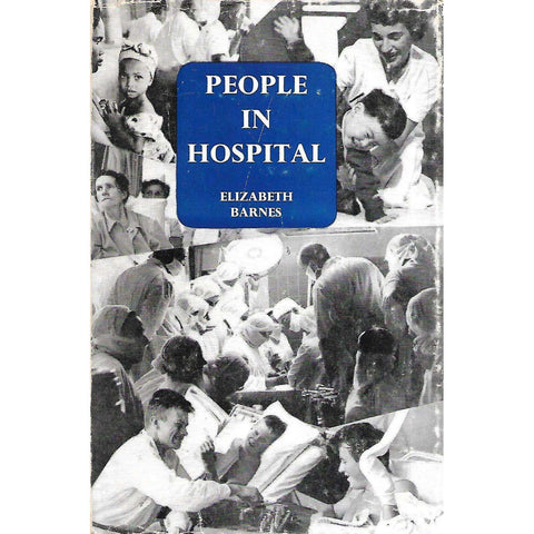 People in Hospital | Elizabeth Barnes