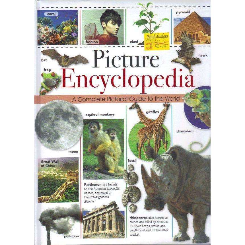 Bookdealers:Picture Encyclopedia: A Complete Pictorial Guide to the World