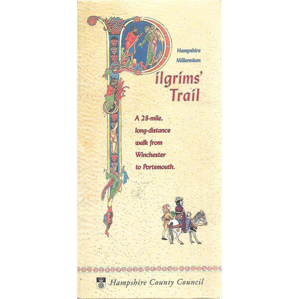 Bookdealers:Pilgrims' Trail: A 28-Mile, Long-Distance Walk from Winchester to Portsmouth
