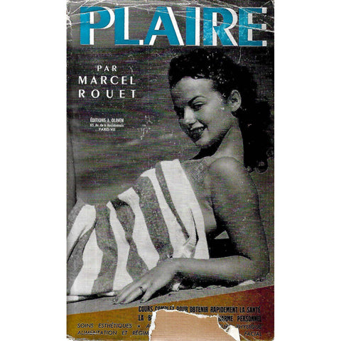 Plaire (French) | Marcel Rouet