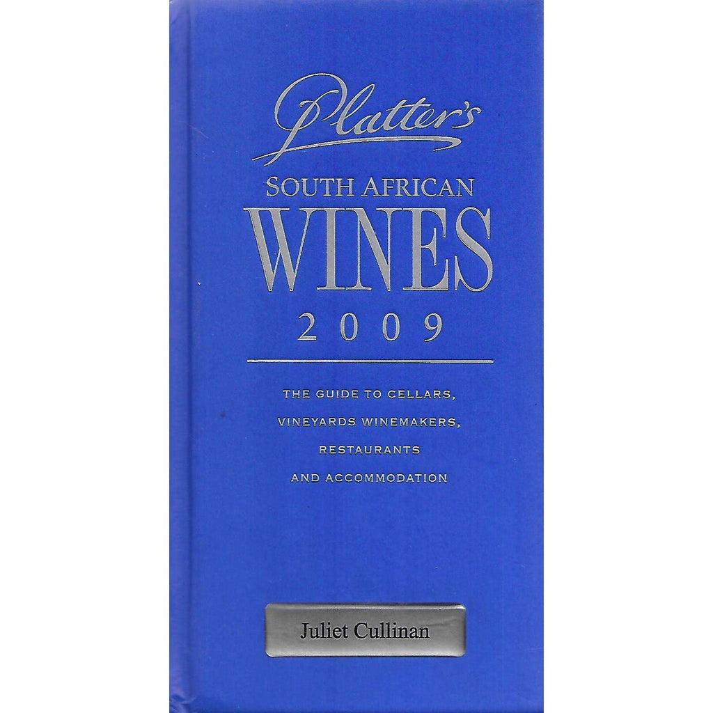 Bookdealers:Platter's South African Wines 2009 (Copy of Juliet Cullinan)