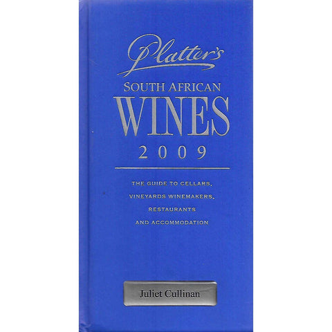 Platter's South African Wines 2009 (Copy of Juliet Cullinan)