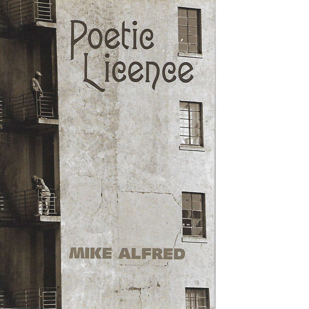 Bookdealers:Poetic Licence (Signed) | Mike Alfred