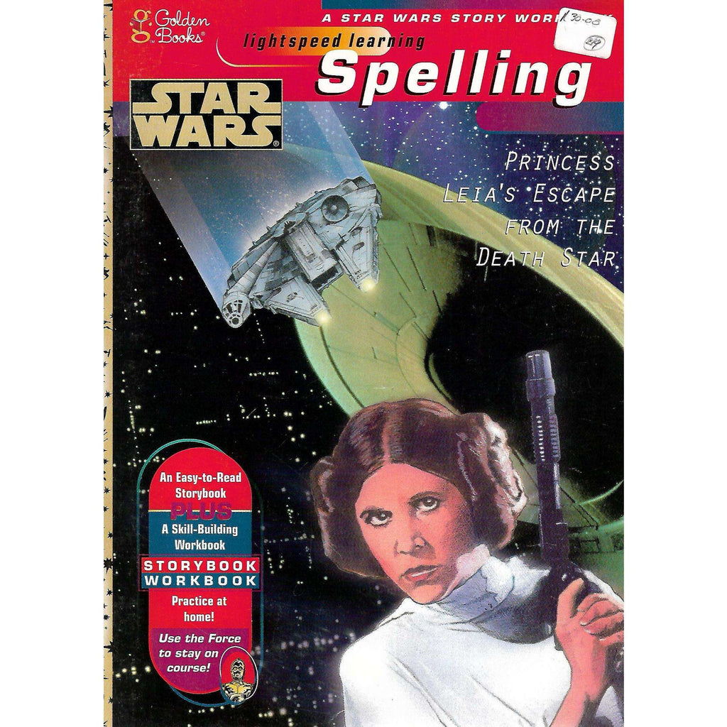 Bookdealers:Princess Leia's Escape from the Death Star (Lightspeed Learning: Spelling)