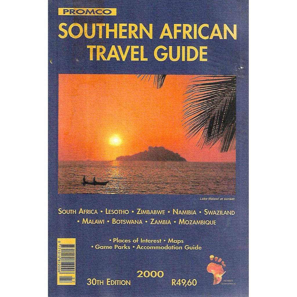 Bookdealers:Promco Southern African Travel Guide (30th Edition, 2000)