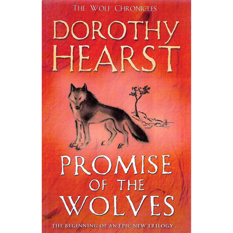 Promise of the Wolves (Uncorrected Proof) | Dorothy Hearst