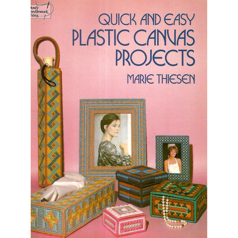 Quick and Easy Plastic Canvas Projects | Marie Thiesen