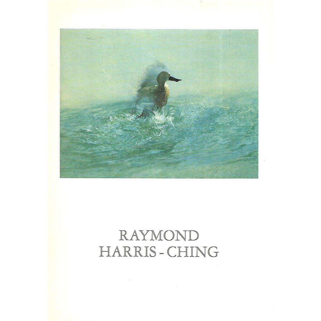 Bookdealers:Raymond Harris-Ching (Invitation to an Exhibition of his Work)