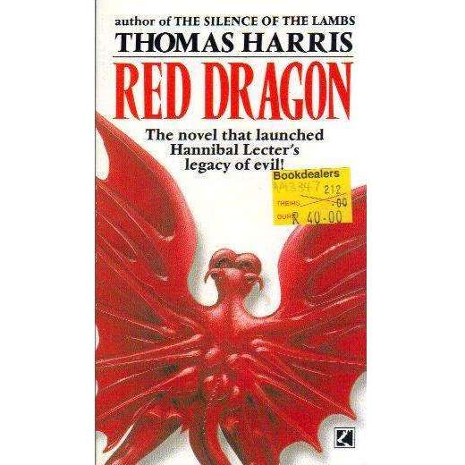 Bookdealers:Red Dragon | Thomas Harris