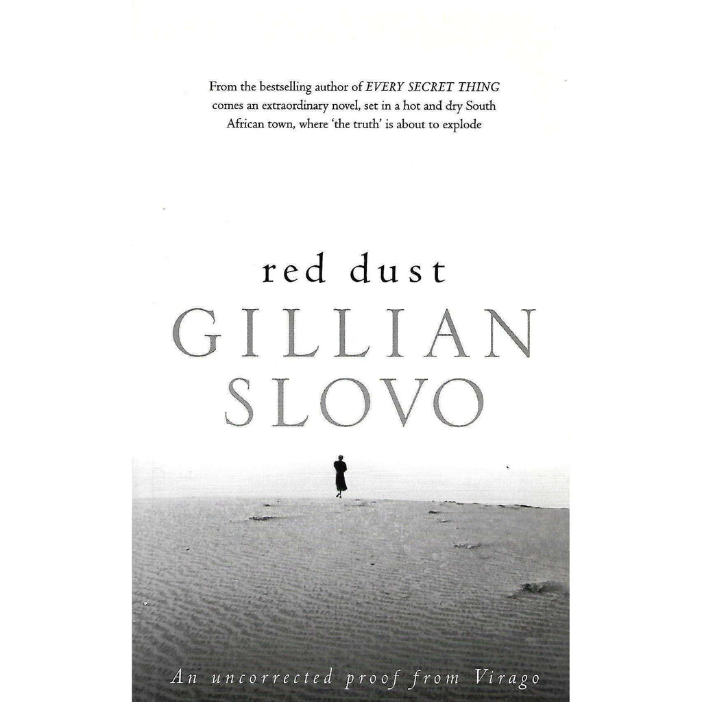 Bookdealers:Red Dust (Uncorrected Proof Copy) | Gillian Slovo