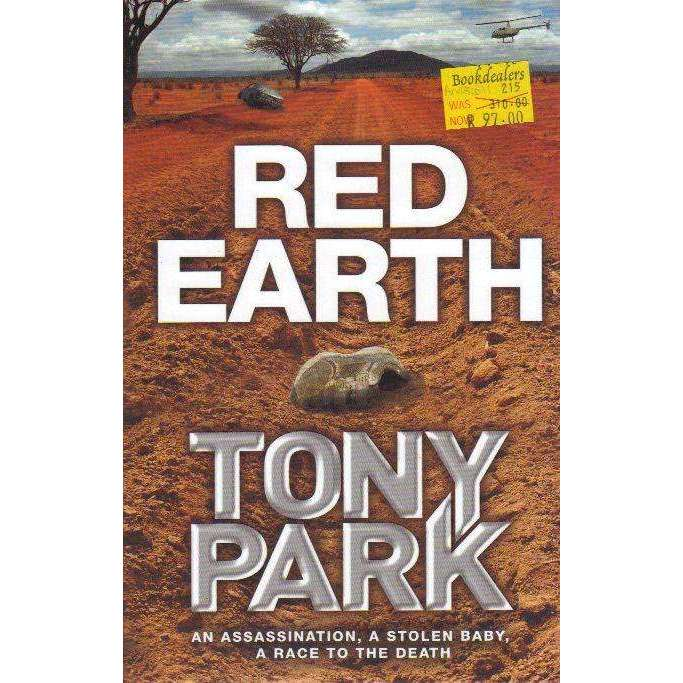 Bookdealers:Red Earth | Tony Park