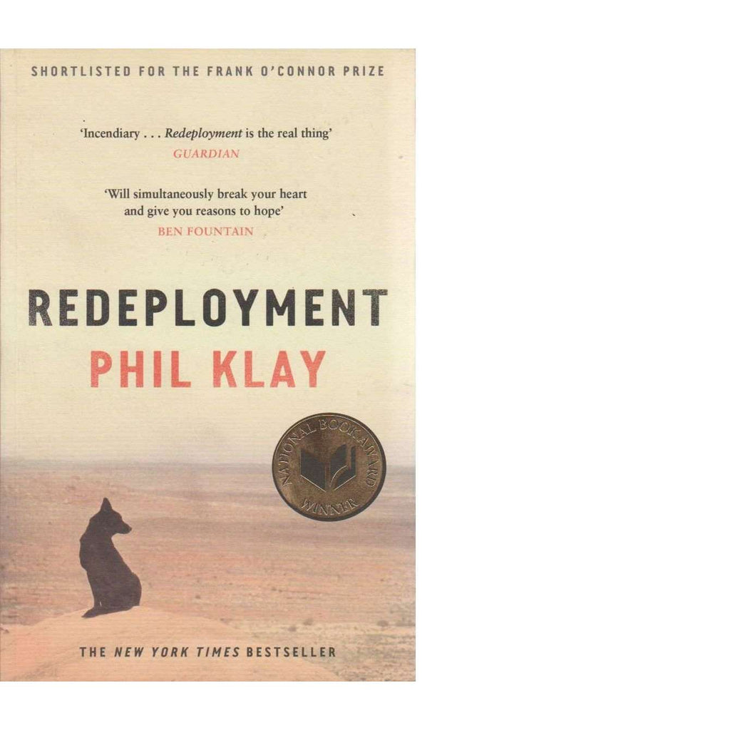 Bookdealers:Redeployment | Phil Klay
