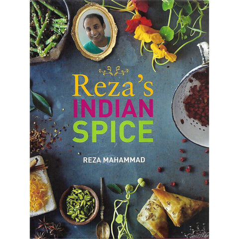 Reza's Indian Spice (Inscribed by Author) | Reza Mahammad