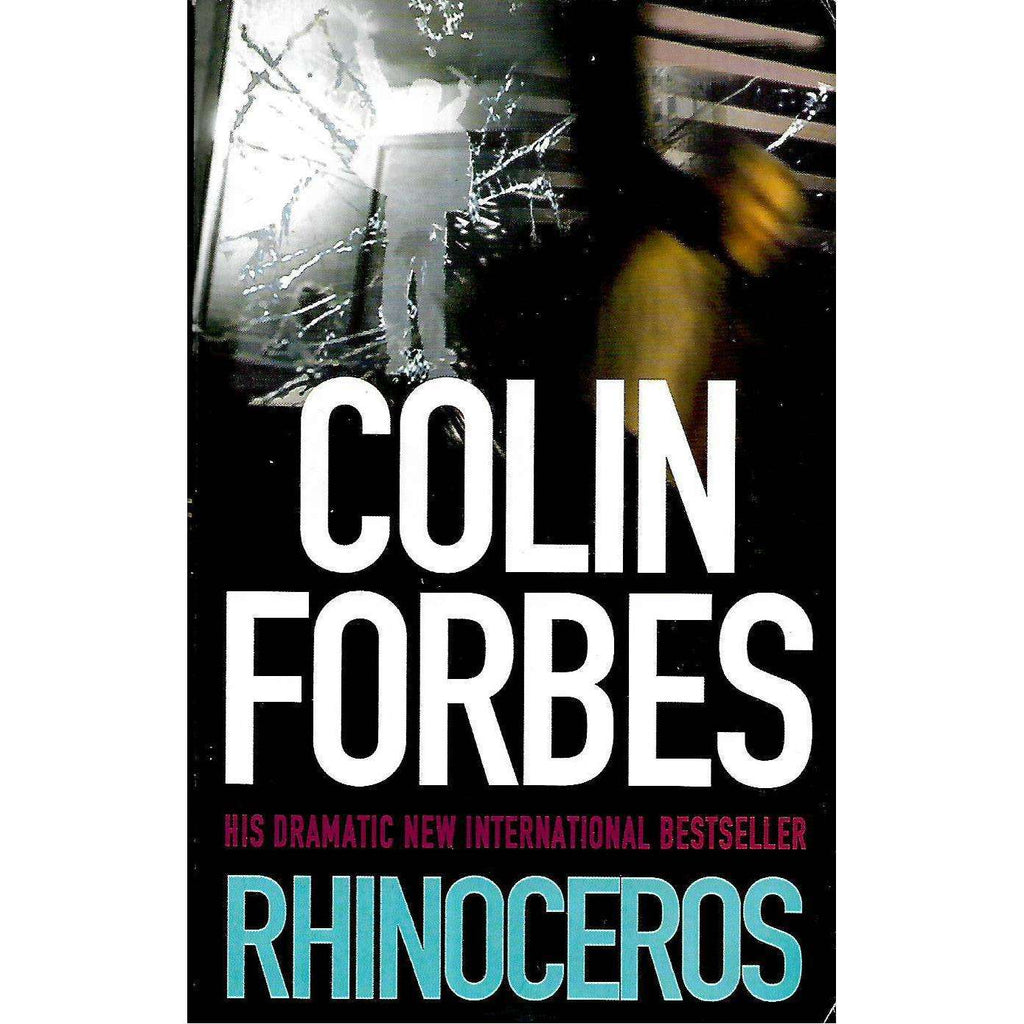 Bookdealers:Rhinoceros | Colin Forbes