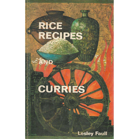 Rice Recipes and Curries | Lesley Faull