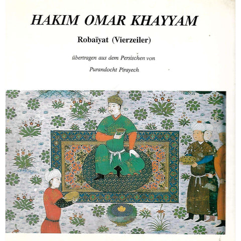 Robaiyat (German Translation) | Hakim Omar Khayyam