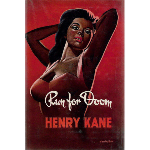 Run for Doom (First Edition) | Henry Kane