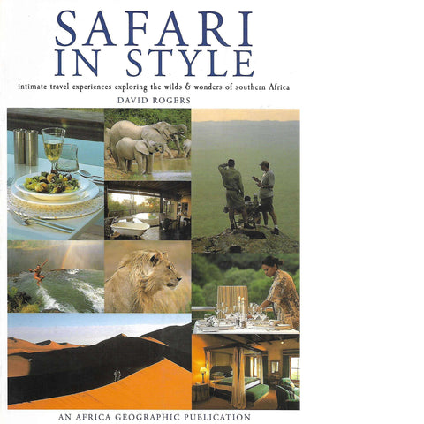 'Safari in Style' (With Authors Inscription) | David Rogers