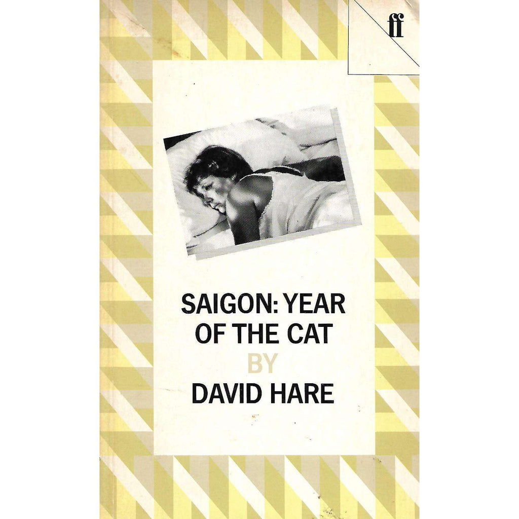 Bookdealers:Saigon: Year of the Cat | David Hare