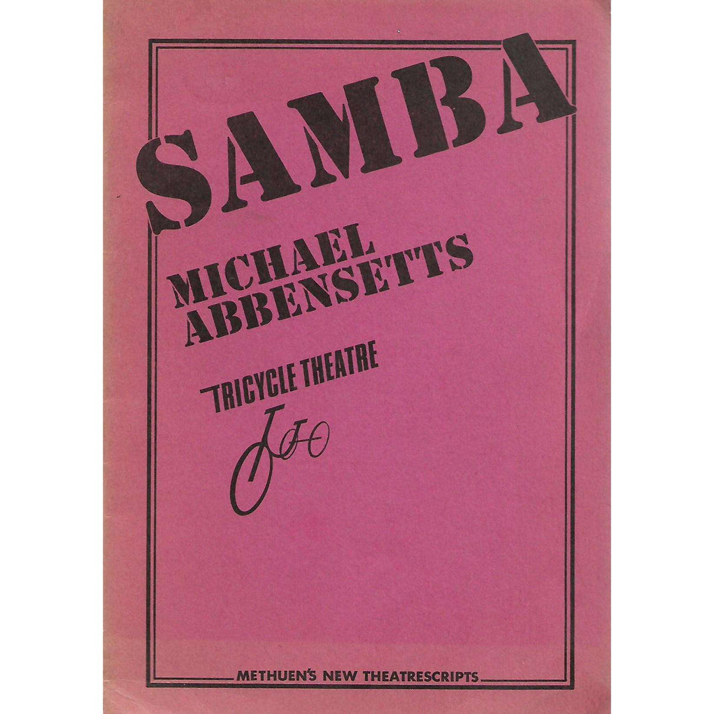Bookdealers:Samba | Michael Abbensetts